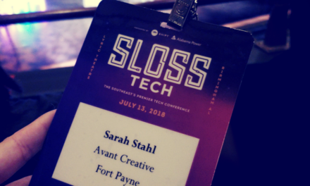 The Sloss Tech Scene is NOT Afraid of the Truth