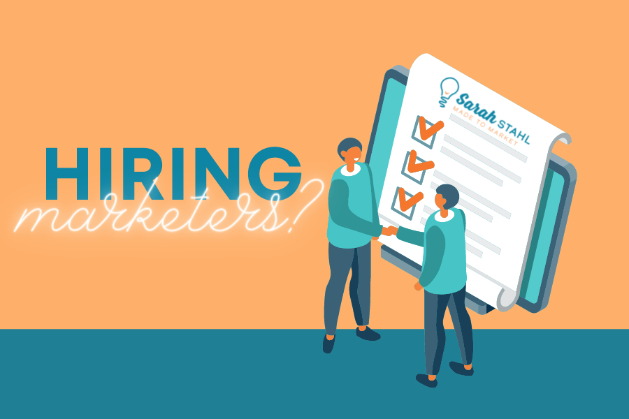 How To Hire the Right Marketer